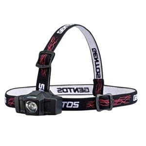 GENTOS(ジェントス) ヘッドライト GD-002D 最大50ルーメン 単三電池式 GD-002D