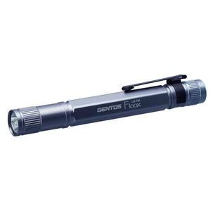 GENTOS(ジェントス) FlooX ペンライト LU-101 最大18ルーメン 単四電池式 LU-101