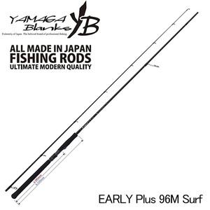 YAMAGA Blanks(ヤマガブランクス) EARLY(アーリー)プラス 96M サーフ 8フィート以上