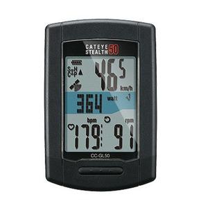キャットアイ(CAT EYE) CC-GL50(ステルス50)GPS ANT+対応 スピードセンサーレス CC-GL50