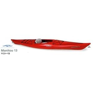 キャプテンスタッグ(CAPTAIN STAG) ネッキーカヤックス マニトー13【代引不可】 MC-332 ツーリングカヤック