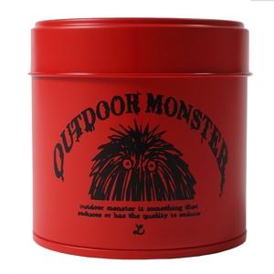 Lock(ロック) OUTDOOR MONSTER茶缶 TEA-001 ランチボックス
