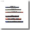 RC−025P ロッドケース STRAIGHT 185W XEFOブラック