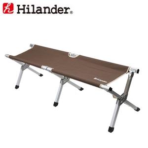 Hilander(ハイランダー)アルミキャンピングベンチ