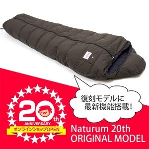 ナンガ(NANGA)【20th Anniversary】 オールドネーム シュラフ
