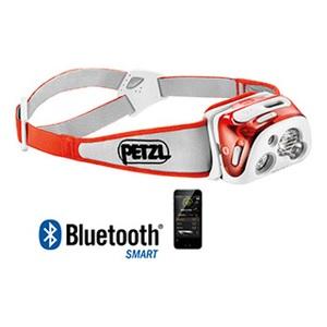 PETZL(ペツル) リアクティック+(リアクティックプラス) 最大300ルーメン 充電式 E95 HMI ヘッドランプ