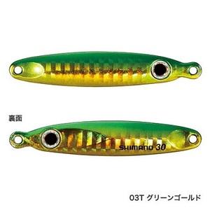 シマノ(SHIMANO) ソアレ TGエース 30g 03T グリーンゴールド