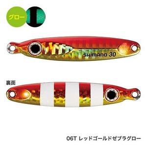 シマノ(SHIMANO) ソアレ TGエース 3.5g 06T レッドゴールドゼブラグロー