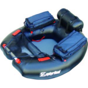 ZephyrBoat(ゼファーボート) ZephyrBoat(ゼファーボート)ZF-123C-T ブラック ラウンド型