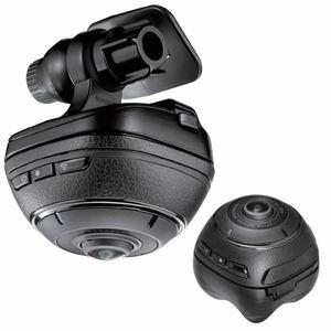 カーメイト(CAR MATE) DC3000 ドライブレコーダー×アクションカメラ ダクション360 DC3000 ビデオカメラ
