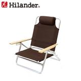 Hilander(ハイランダー) リクライニングローチェア HCA0170 座椅子&コンパクトチェア