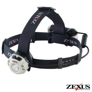ZEXUS(ゼクサス) ZX-R350 最大400ルーメン 充電式 ZX-R350 ヘッドランプ