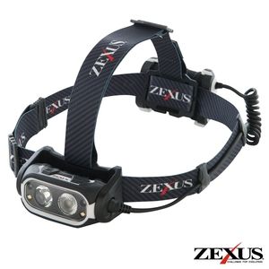 ZEXUS(ゼクサス) ZX-R700 最大650ルーメン 充電式 ZX-R700