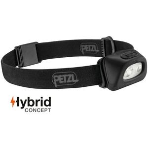 PETZL(ペツル) タクティカ+ ブラック E89AAA