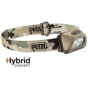 PETZL(ペツル) タクティカ+RGB 最大250ルーメン 充電式/単四電池式 E89ABB ヘッドランプ
