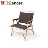 Hilander(ハイランダー) ウッドフレームチェア HCA0171 座椅子&コンパクトチェア