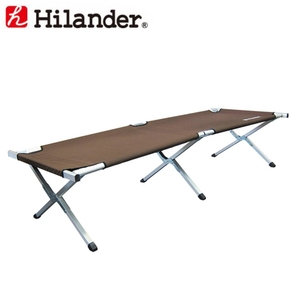 Hilander(ハイランダー) アルミGIコット2 HCA0145 キャンプベッド