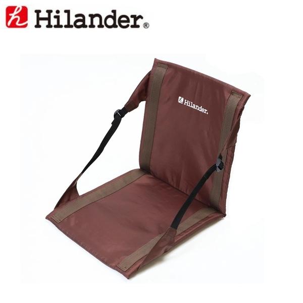 Hilander(ハイランダー) 3way フォールディングチェア・マット 収納袋付き UB-3047 座椅子&コンパクトチェア