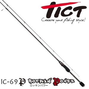 TICT(ティクト)ICECUBE(アイスキューブ) IC−69P