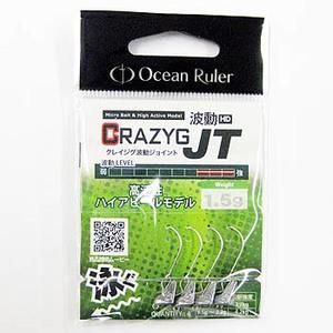 Ocean Ruler(オーシャンルーラー) クレイジグ波動JT