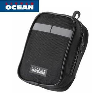8%OFF <ナチュラム> リトルオーシャン(LITTLE OCEAN) LO ポーチ ブラック(BK) OA-11