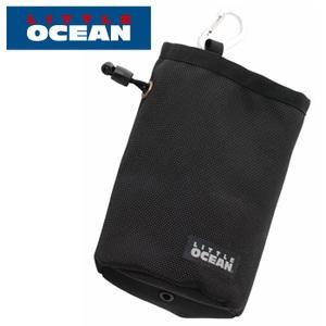 52%OFF <ナチュラム> リトルオーシャン(LITTLE OCEAN) LO ダストポーチ フリー ブラック(BK) OA-13