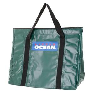 10%OFF <ナチュラム> リトルオーシャン(LITTLE OCEAN) LO ウエーダーバッグ69 フォレストグリーン(FG) OB-08