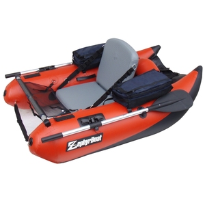ZephyrBoat(ゼファーボート) ZephyrBoat(ゼファーボート)ZF-158VH-T レッド×ブラック ZF-025-RB H型タイプ