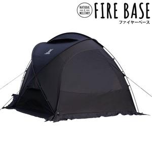 DOD(ディーオーディー) FIRE BASE(ファイヤーベース) T8-524-BK