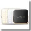 LUMENA(ルーメナー)7 LEDランタン 最大1300ルーメン 充電式  ブラック
