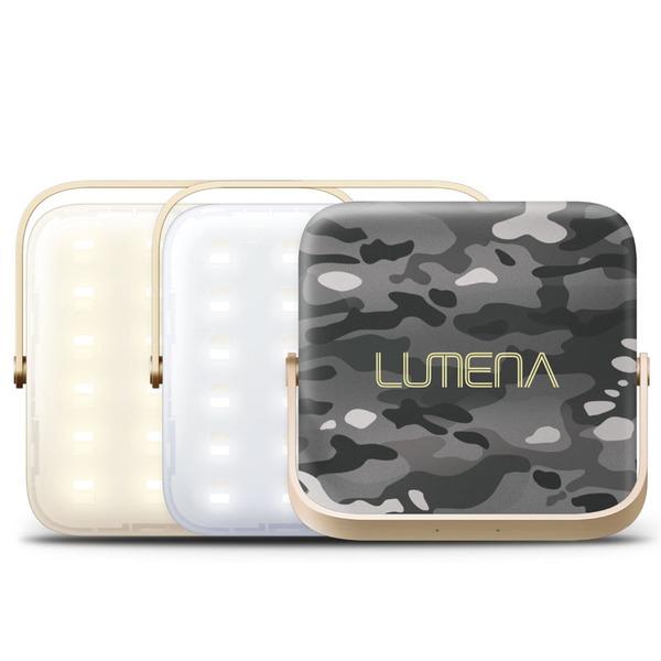 ルーメナー(LUMENA) LUMENA(ルーメナー)7 LEDランタン 最大1300ルーメン 充電式 LUMENA7-GLY 電池式