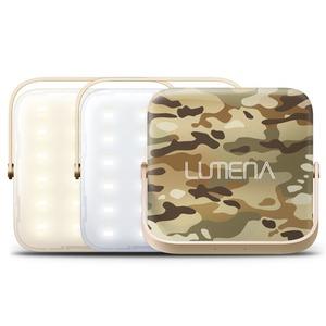 NNINE LUMENA(ルーメナー)7 LEDランタン 最大1300ルーメン 充電式 LUMENA7-GRN 電池式