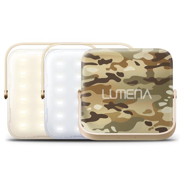 NNINE LUMENA(ルーメナー)7 LEDランタン LUMENA7-GRN 電池式