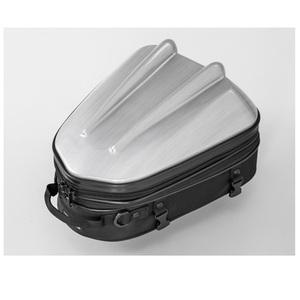 【送料無料】タナックス(TANAX) MFK-239 シェルシートバッグ MT ヘアラインシルバー 22306239