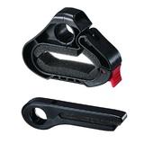 カーメイト(CAR MATE) Xride NS115 ロッドホルダー サイドバー用 NS115 キャリアーアクセサリー