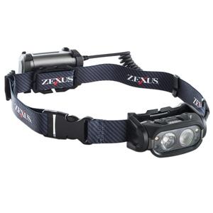 ZEXUS(ゼクサス) ZX-S700 ブースト搭載モデル 最大800ルーメン 単三電池式 ZX-S700 釣り用ライト