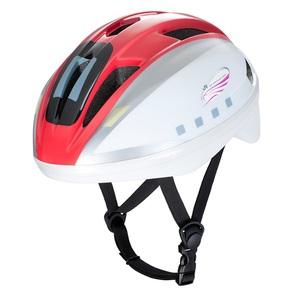 ides(アイデス) キッズヘルメット S 新幹線E6系こまち 子供用ヘルメット 32147