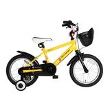トニーノ・ランボルギーニ KID16 キッズバイク 16インチ【代引不可】 TLG-KID16/YL 子供用自転車