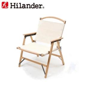 Hilander(ハイランダー) ウッドフレームチェア コットン HCA0180 座椅子&コンパクトチェア