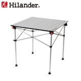 Hilander(ハイランダー) アルミロールテーブル 70×70cm HCA0193 キャンプテーブル
