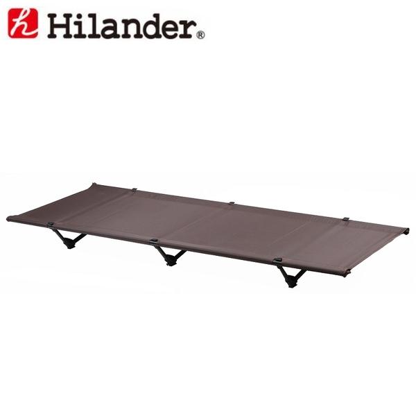 Hilander(ハイランダー) 軽量アルミローコット HCA0195 キャンプベッド