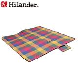 Hilander(ハイランダー) チェックレジャーシート HCA0197 レジャーシート