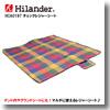 Hilander(ハイランダー) チェックレジャーシート