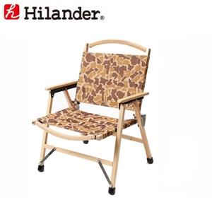 Hilander(ハイランダー) ウッドフレームチェア(WOOD FRAME CHAIR) HCA0176 座椅子&コンパクトチェア