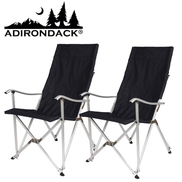 アディロンダック(ADIRONDACK) AD キャンパーズチェア 【お得な2点セット】 ディレクターズチェア
