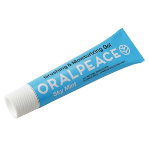 ORALPEACE(オーラルピース) 歯みがき&口腔ケアジェル 50g スカイミント 61201