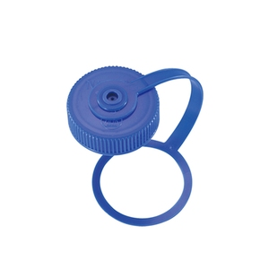 nalgene(ナルゲン) 広口 0.5L用ループキャップ ブルー 90056
