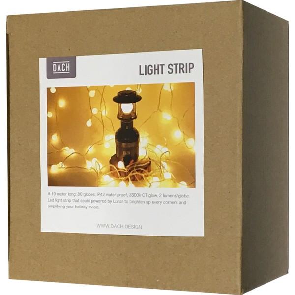 DACH(ダッチ) LED Strip(LEDストリップ) LEDライト LNS-01 電池式