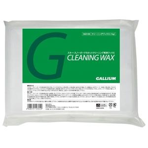 GALLIUM(ガリウム) クリーニングワックス1kg SW2186 U-9022