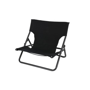 DOD(ディーオーディー) タキビチェア C1-597-BK 座椅子&コンパクトチェア